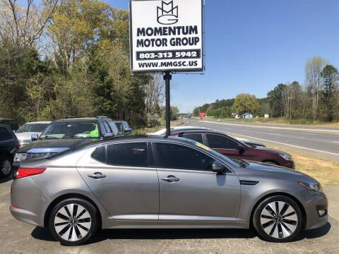 2012 Kia Optima for sale at Momentum Motor Group in Lancaster SC