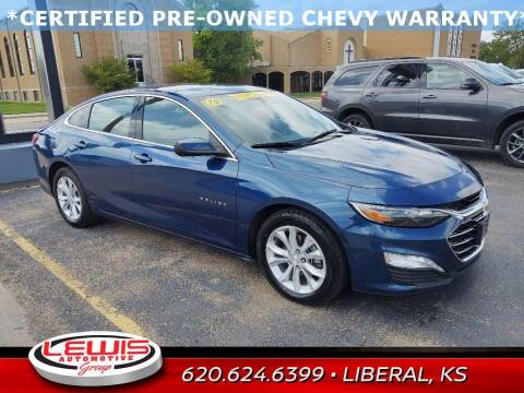 2019 Chevrolet Malibu for sale at Lewis Chevrolet Buick of Liberal in Liberal KS