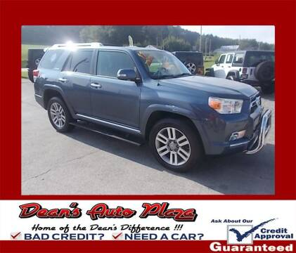 2012 Toyota 4Runner for sale at Dean's Auto Plaza in Hanover PA