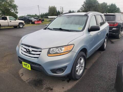 2010 Hyundai Santa Fe for sale at Jeff's Sales & Service in Presque Isle ME
