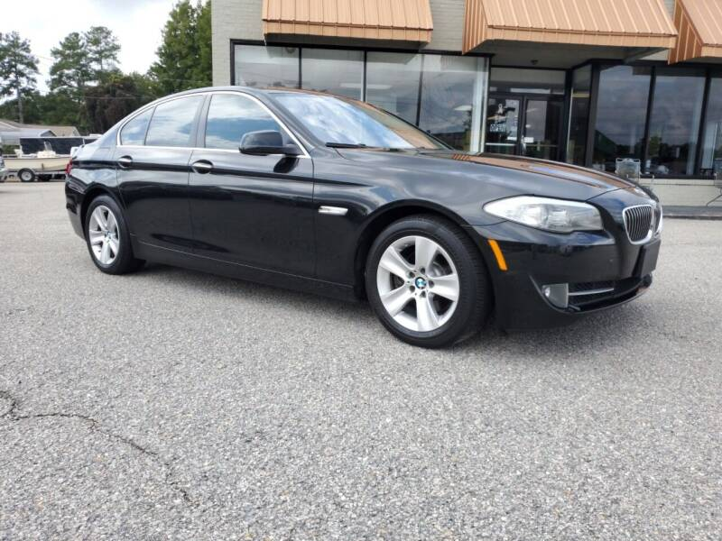 2013 BMW 5 Series for sale at Ron's Used Cars in Sumter SC