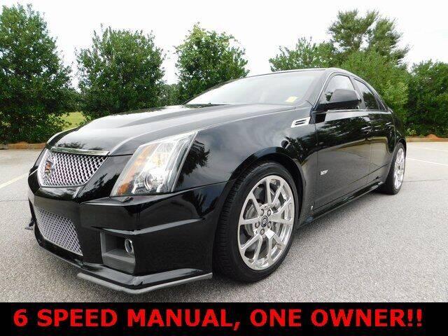 2009 Cadillac CTS-V for sale at Redline Performance group LLC in Douglasville GA