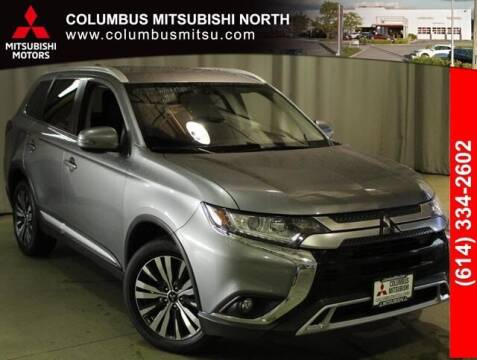 2019 Mitsubishi Outlander for sale at Auto Center of Columbus - Columbus Mitsubishi North in Columbus OH