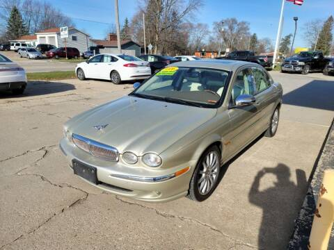 2006 Jaguar X-Type for sale at Clare Auto Sales, Inc. in Clare MI