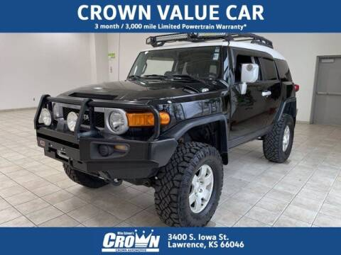 2010 Toyota FJ Cruiser for sale at Crown Automotive of Lawrence Kansas in Lawrence KS