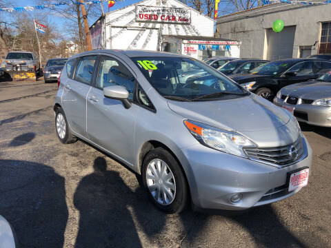 2016 Nissan Versa Note for sale at Riverside Wholesalers 2 in Paterson NJ