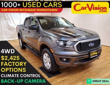 2019 Ford Ranger for sale at Car Vision Buying Center in Norristown PA
