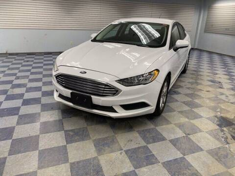 2017 Ford Fusion for sale at Mirak Hyundai in Arlington MA