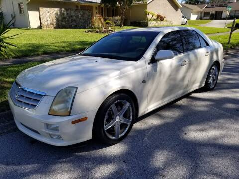 2005 Cadillac STS for sale at Low Price Auto Sales LLC in Palm Harbor FL