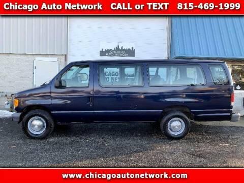2006 Ford E-Series Wagon for sale at Chicago Auto Network in Mokena IL
