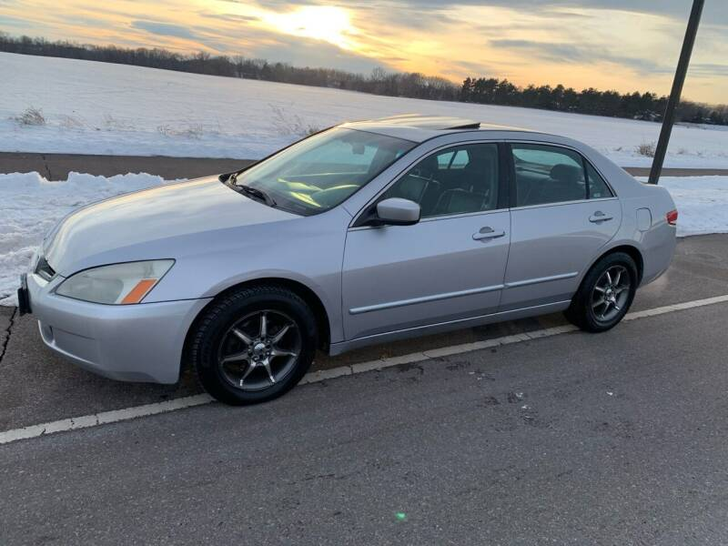 2003 Honda Accord for sale at Major Motors Automotive Group LLC in Ramsey MN
