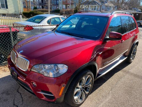2013 BMW X5 for sale at Polonia Auto Sales and Service in Hyde Park MA