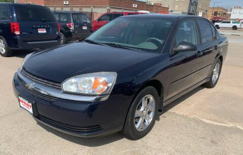 2005 Chevrolet Malibu for sale at Spady Used Cars in Holdrege NE