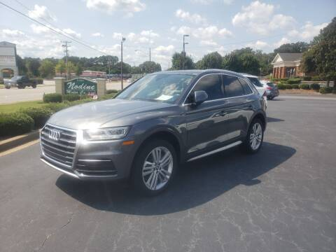 2018 Audi Q5 for sale at Nodine Motor Company in Inman SC