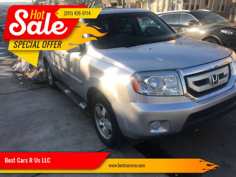 2010 Honda Pilot for sale at Best Cars R Us LLC in Irvington NJ