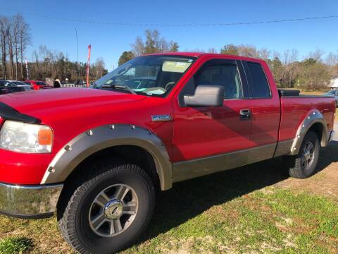 2006 Ford F-150 for sale at IH Auto Sales in Jacksonville NC