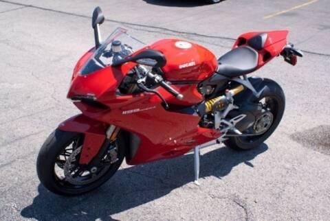 2012 Ducati Panigale 1199 S