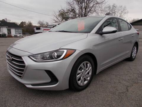 2018 Hyundai Elantra for sale at Culpepper Auto Sales in Cullman AL