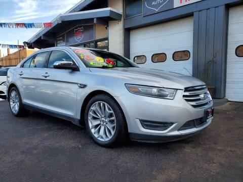 2013 Ford Taurus for sale at Michigan city Auto Inc in Michigan City IN
