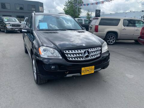 2008 Mercedes-Benz M-Class for sale at ALASKA PROFESSIONAL AUTO in Anchorage AK