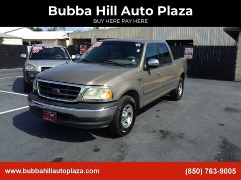 2002 Ford F-150 for sale at Bubba Hill Auto Plaza in Panama City FL