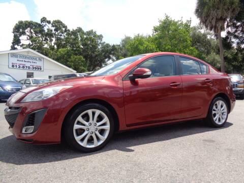 2010 Mazda MAZDA3 for sale at Linus International Inc in Tampa FL