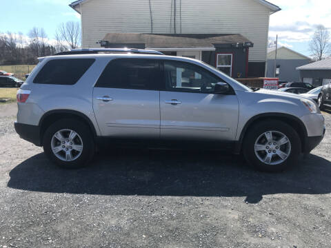 2007 GMC Acadia for sale at PENWAY AUTOMOTIVE in Chambersburg PA