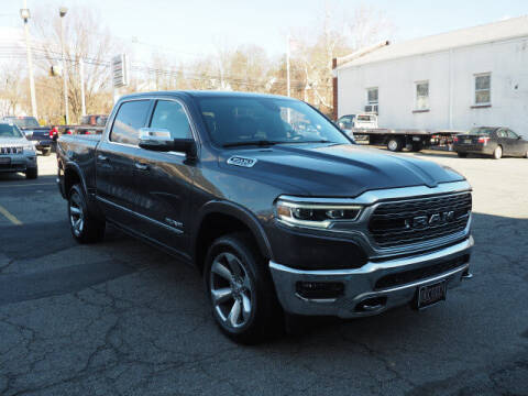 2020 RAM Ram Pickup 1500 for sale at Montclair Motor Car in Montclair NJ