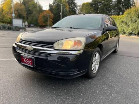 2004 Chevrolet Malibu Maxx for sale at Apex Motors Inc. in Tacoma WA