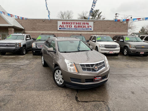 2011 Cadillac SRX for sale at Brothers Auto Group in Youngstown OH