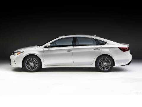 2018 Toyota Avalon for sale at Sharp Automotive in Watertown SD