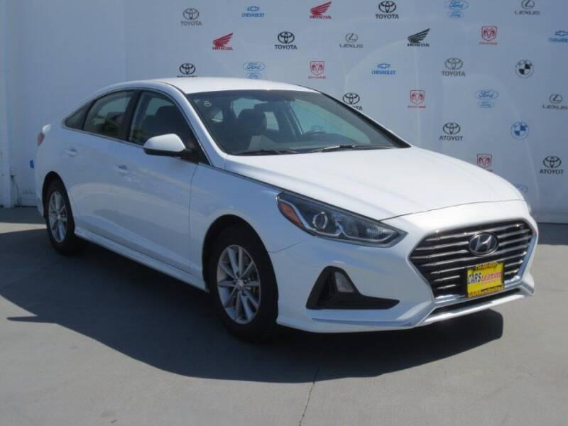 2018 Hyundai Sonata for sale at Cars Unlimited of Santa Ana in Santa Ana CA