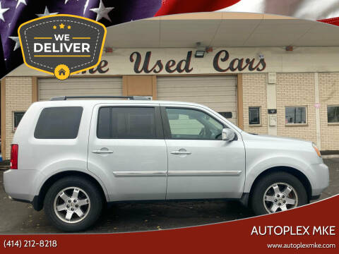 2009 Honda Pilot for sale at Autoplex MKE in Milwaukee WI
