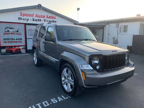 2012 Jeep Liberty for sale at Speed Auto Sales in El Cajon CA
