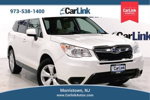 2014 Subaru Forester for sale at CarLink in Morristown NJ