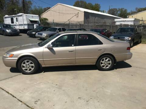 1999 Toyota Camry for sale at Mike's Auto Sales of Charlotte in Charlotte NC