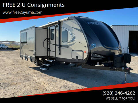 2019 Keystone Bullet for sale at FREE 2 U Consignments in Yuma AZ