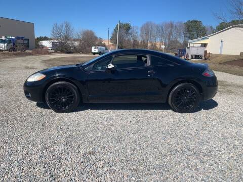 2008 Mitsubishi Eclipse for sale at MEEK MOTORS in North Chesterfield VA