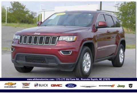 2018 Jeep Grand Cherokee for sale at WHITE MOTORS INC in Roanoke Rapids NC
