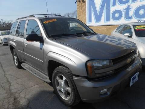 2005 Chevrolet TrailBlazer for sale at Michael Motors in Harvey IL
