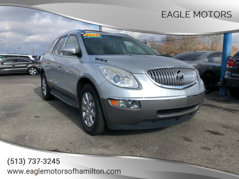 2011 Buick Enclave for sale at Eagle Motors in Hamilton OH