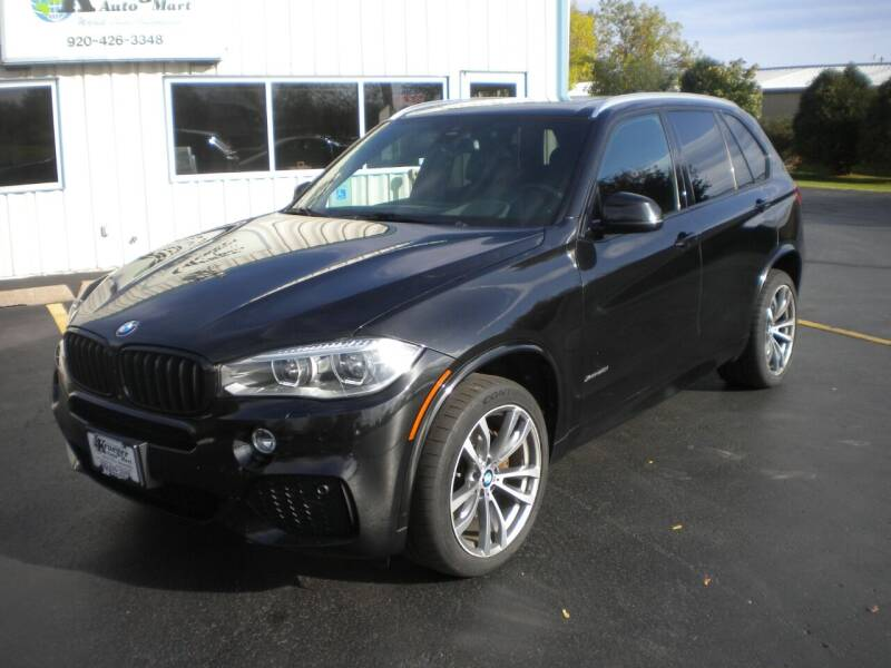 2014 BMW X5 for sale at AUTO MART in Oshkosh WI