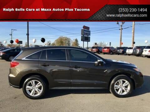2014 Acura RDX for sale at Ralph Sells Cars at Maxx Autos Plus Tacoma in Tacoma WA