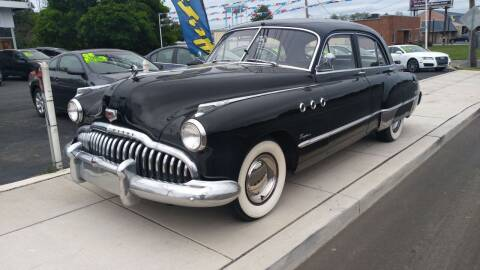 1949 Buick EIGHT for sale at ABC Auto Sales and Service in New Castle DE