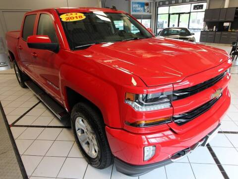 2018 Chevrolet Silverado 1500 for sale at Crossroads Car & Truck in Milford OH