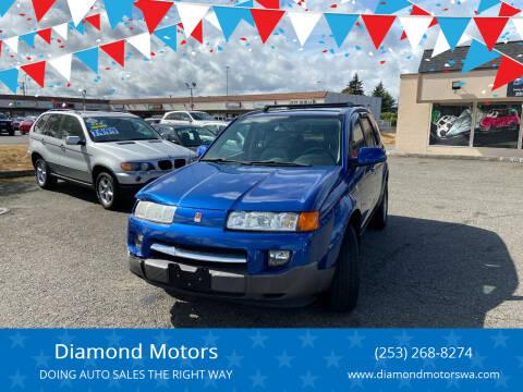2005 Saturn Vue for sale at Diamond Motors in Lakewood WA