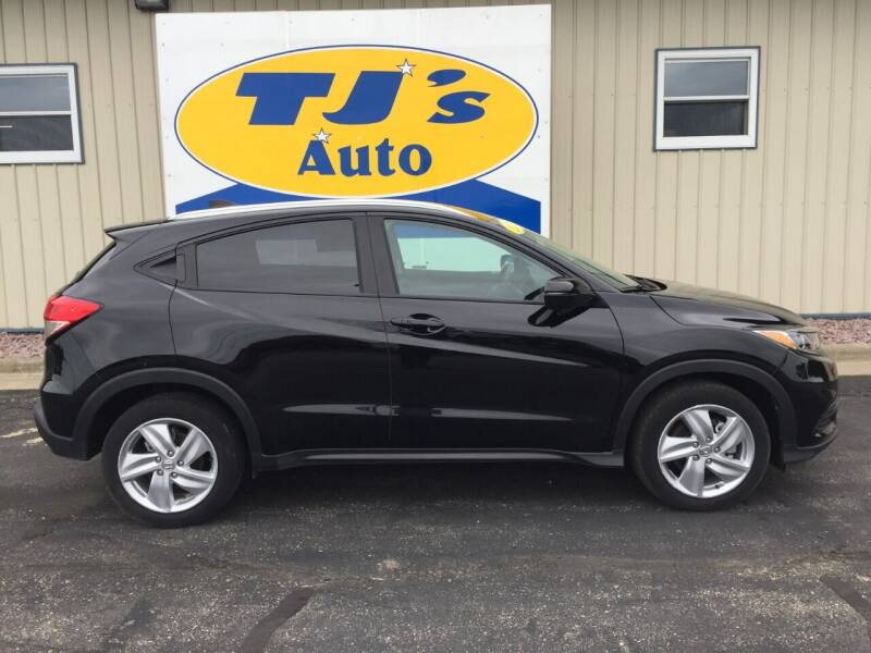 2019 Honda HR-V for sale at TJ's Auto in Wisconsin Rapids WI