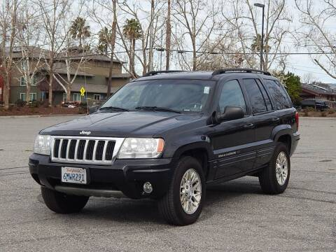 2004 Jeep Grand Cherokee for sale at Crow`s Auto Sales in San Jose CA