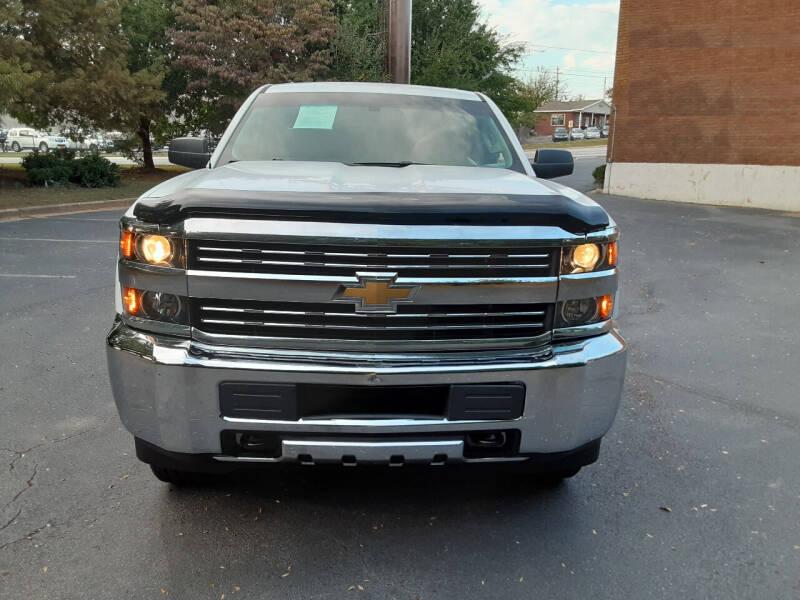 2016 Chevrolet Silverado 2500HD for sale at LOS PAISANOS AUTO & TRUCK SALES LLC in Peachtree Corners GA
