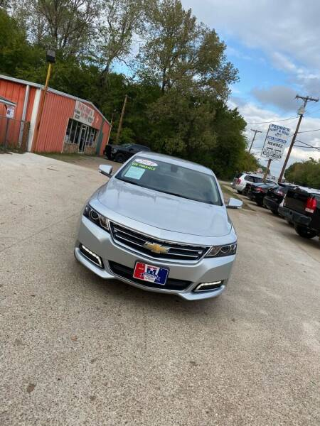 2019 Chevrolet Impala for sale at MENDEZ AUTO SALES in Tyler TX